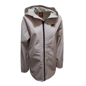 Nike Womens Sportswear Shield Woven Tech Jacket